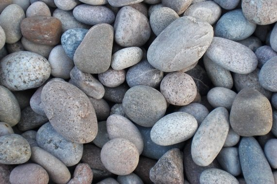Scottish Beach Pebbles (20-40mm)