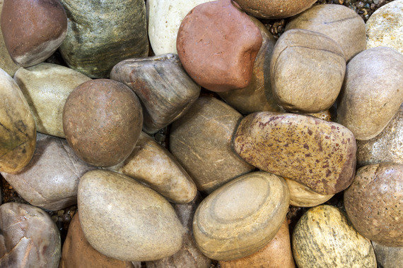 Scottish Beach Pebbles (75-100mm)