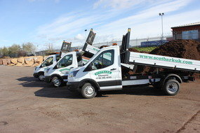 View the Transit Tippers online at Scotbark UK