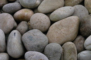Scottish Beach Pebbles (75-100mm) Thumbnail