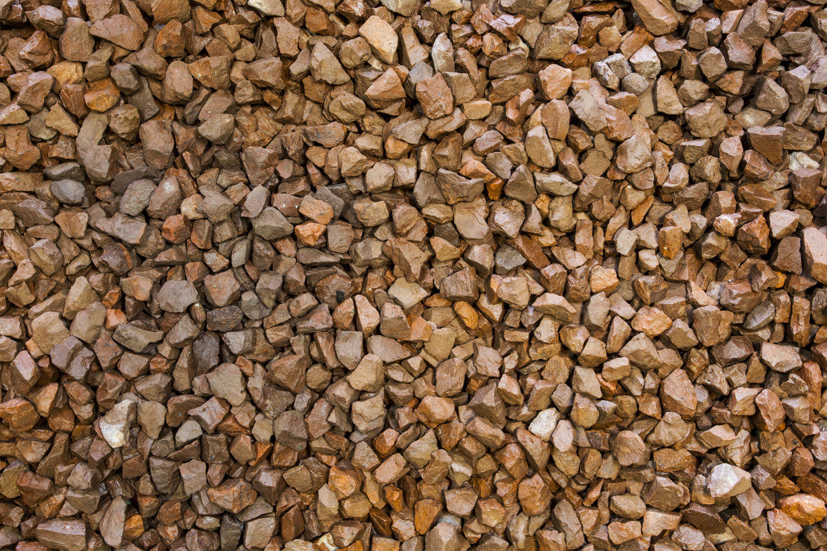 Cloburn Red Chippings