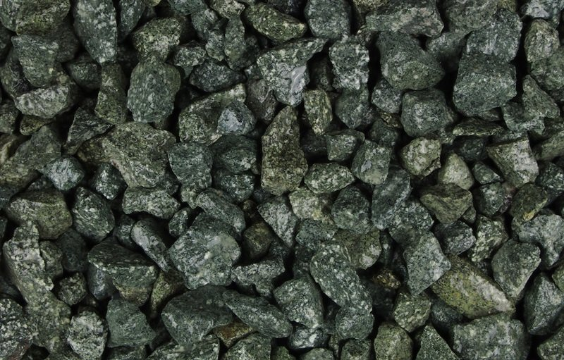 Green Granite Chippings