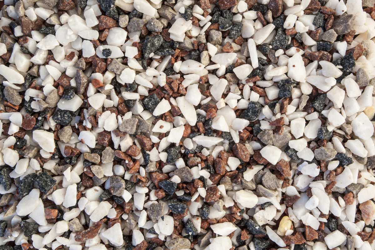 Multi-Coloured Chippings